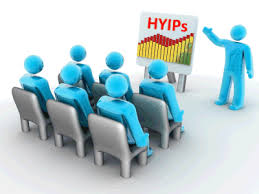 Targeted High-Yield Investment Program Traffic