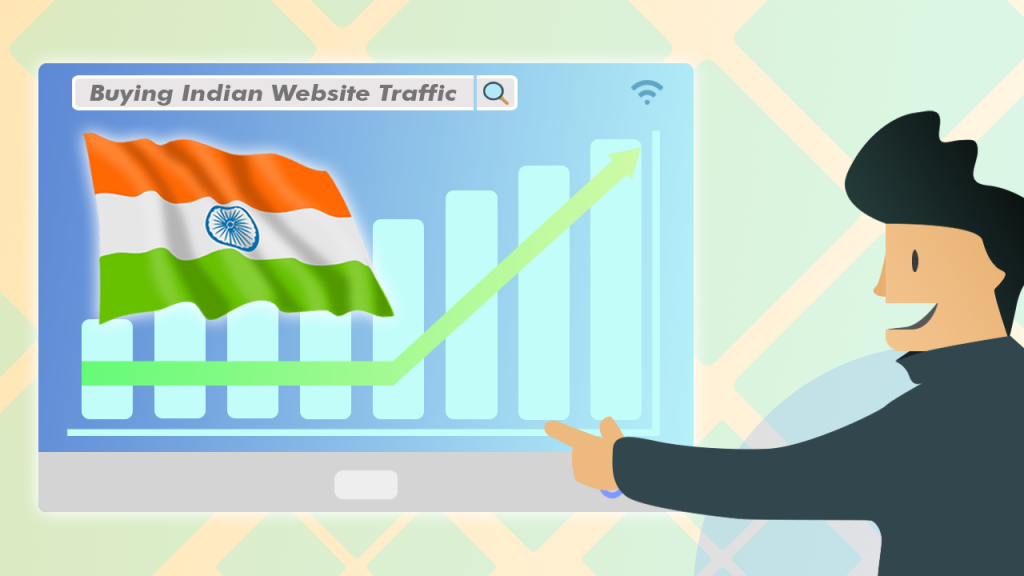 Indian Web Traffic