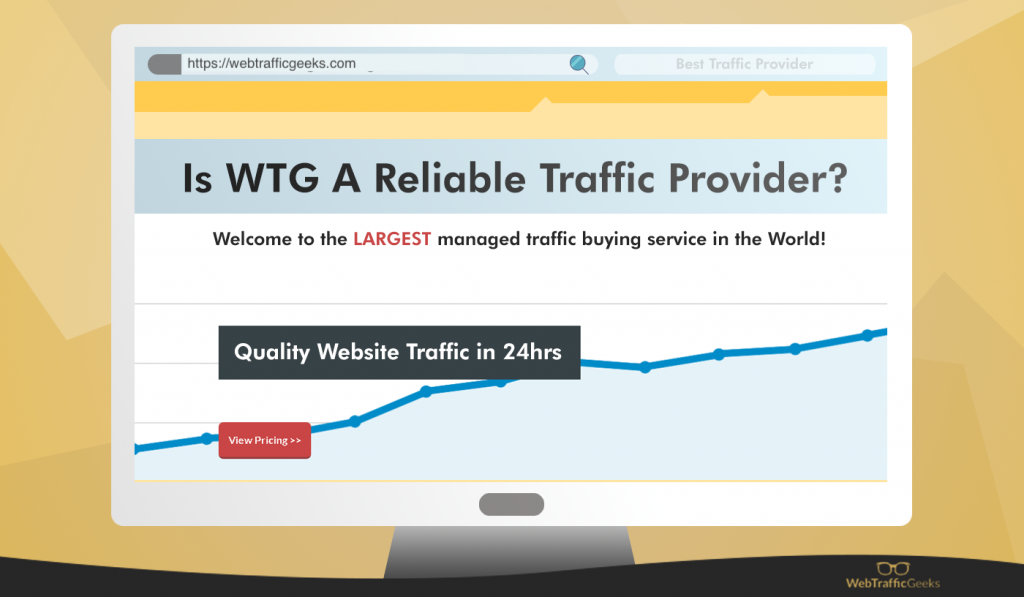 Reliable Traffic Provider