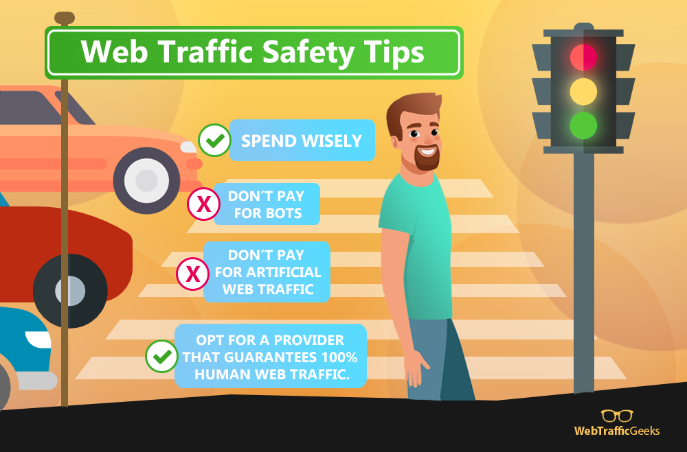 Different Ways You Can Buy Web Traffic